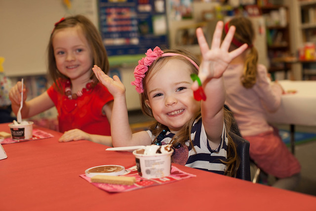 Ava's School Party (4 of 4)