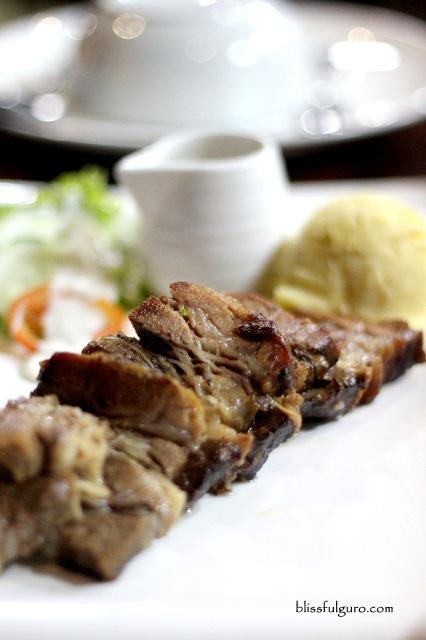Bistro 360 Cabanatuan US Pot Roast Beef