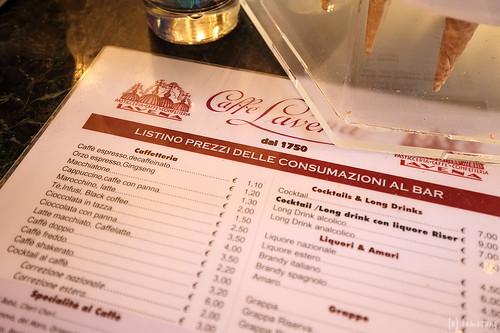 Venezia : Caffè Lavena