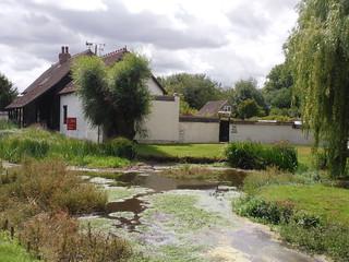 Mill Barn, Coombe Bissett
