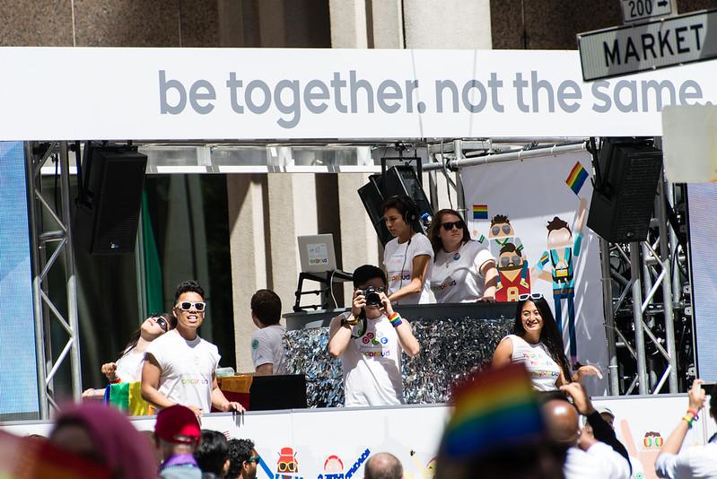 San Francisco Pride / Google