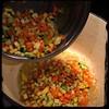 #Homemade #ZucchiniBlossom #Risotto #CucinaDelloZio - add zucchini and carrots