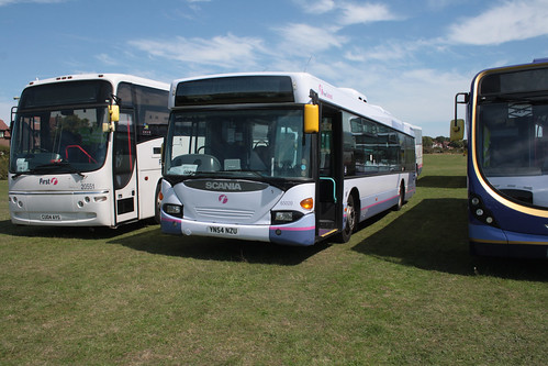 First Hampshire and Dorset 65020 YN54NZU