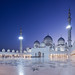 Sheikh Zayed Grand Mosque in Abu Dhabi by *Niceshoot*