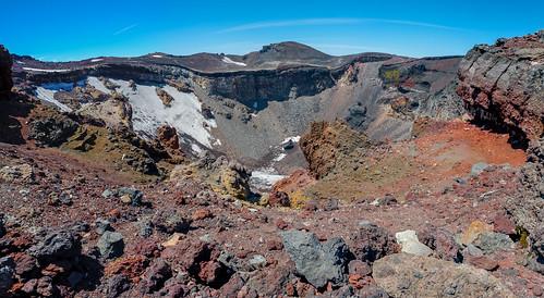 panorama snow mountains japan fuji crater mtfuji 2015 shizuokaken fujinomiyashi d700 nikkornc24mmf28
