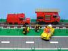 Rail Fire Trucks