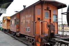Southern Pacific Railroad No. 4666, Utah, Ogden, Utah State Railroad Museum