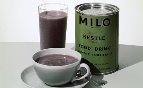 Meet the Milo supermen who inspired our super brand