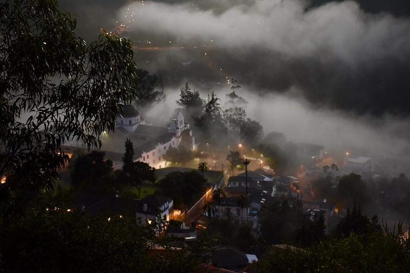 Quito, Mirador de Guápulo
