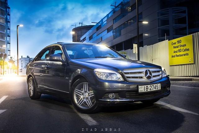 Mercedes Magic !