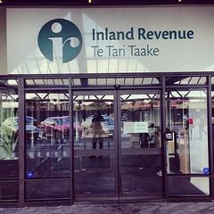 New Zealand IRD
