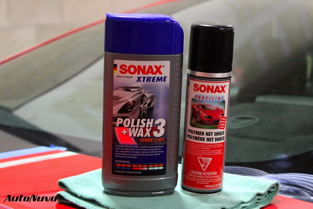 Product Review: Sonax Hybrid Paint Cleaner