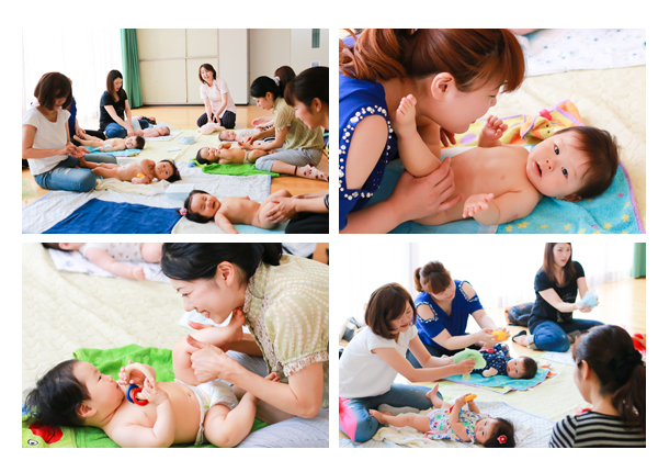 ベビーマッサージ教室 nap nap 愛知県瀬戸市 出張撮影 赤ちゃん写真 自然な おしゃれ オススメ