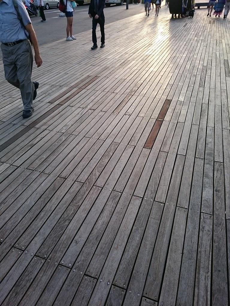 傍晚 × 基隆港