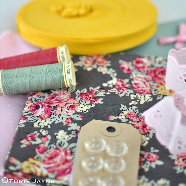 Fabric & trims at Sooz