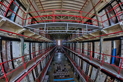 Prison fisheye