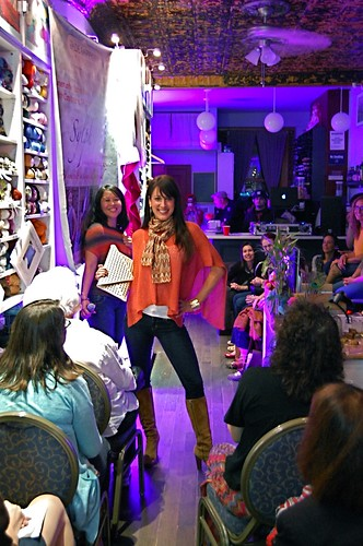 Fashion Show at La Casita 2013