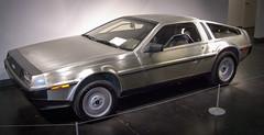 automobile, vehicle, delorean dmc-12, land vehicle, luxury vehicle, coupã©, sports car,
