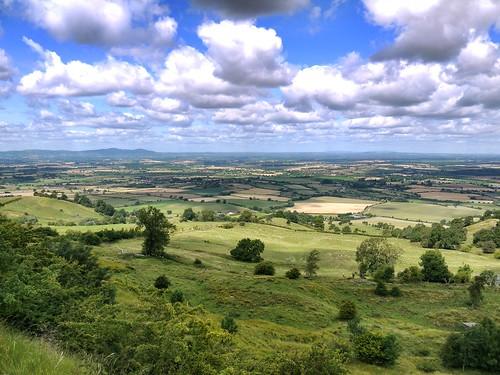 Bredon Hills Views
