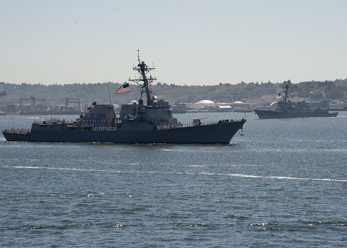 Seattle Seafair Fleet Week Concludes