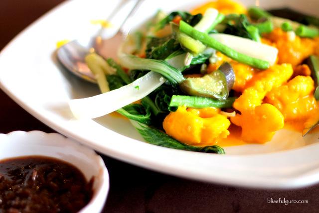 Rustica Restaurant Cabanatuan Kare-Kareng Seafood