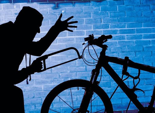 У Рівному затримали велозлодія