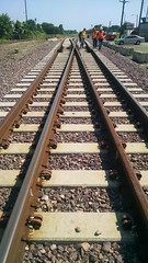 Illinois Higher Speed Rail Project Site Visit - 7/17/2015