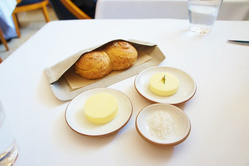 Housemade Rolls, Butters, and Sea Salt