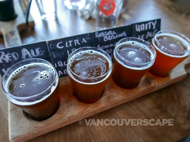 Vancouver Brewery Tour/Big Rock Urban Brewery