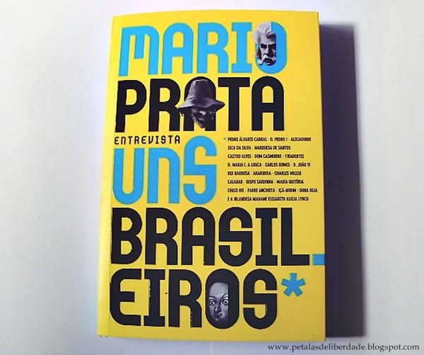 Resenha, livro, Mario Prata entrevista uns brasileiros, Mario Prata