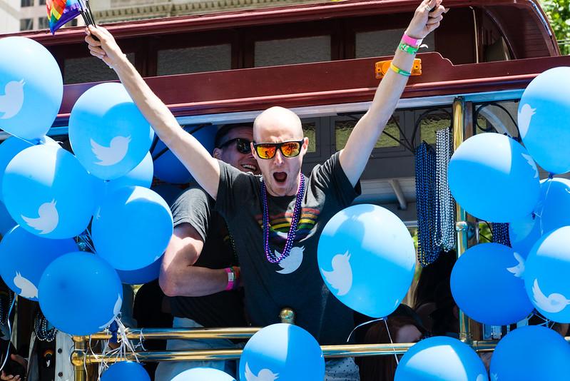 San Francisco Pride / Twitter