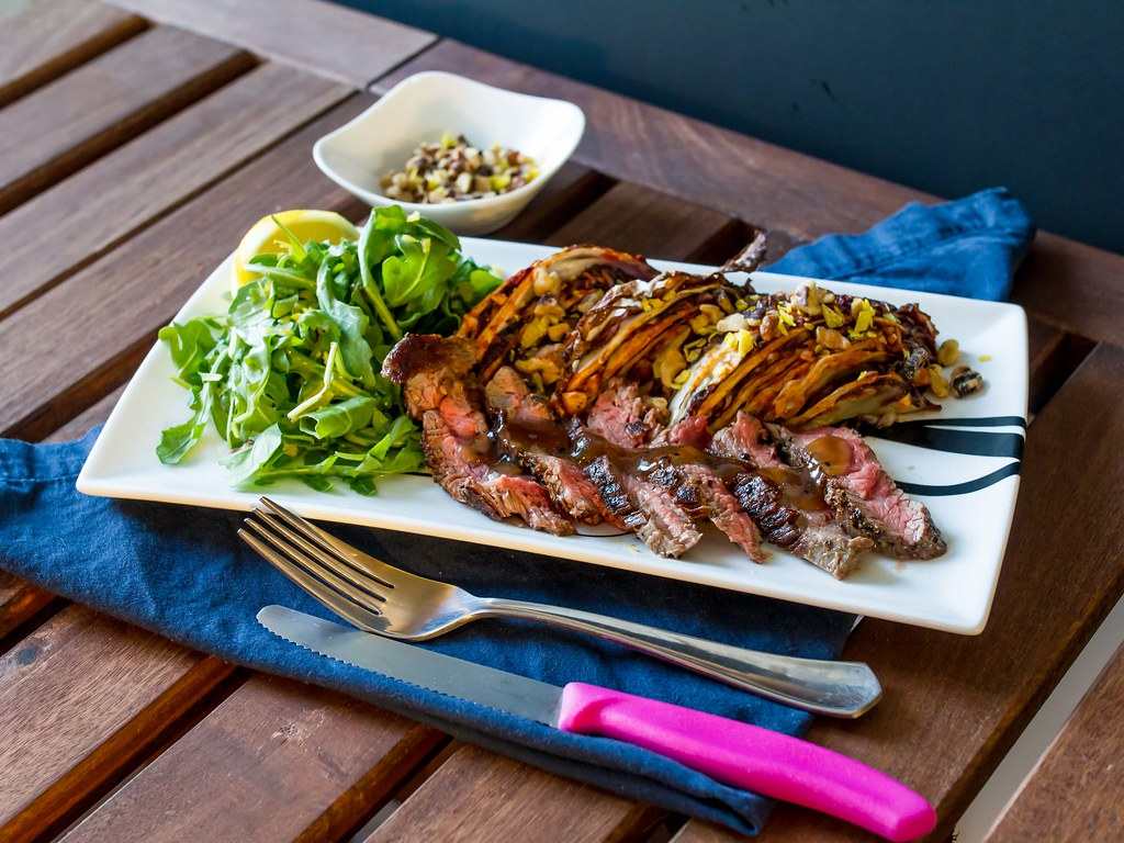 Chefs Plate – Flank Steak