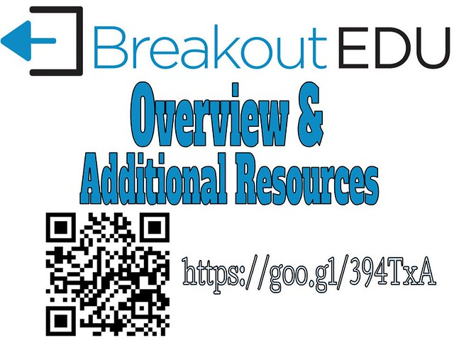 Breakout EDU Additional Resources