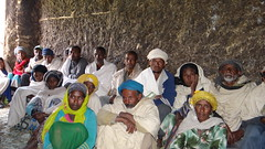 Small ruminant smart marketing training in Menz, Ethiopia