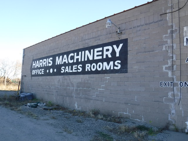 Harris Machinery
