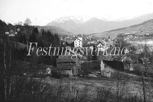 Voss Bergen distriktet (1196)