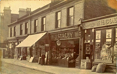 The Stacey Greengrocers