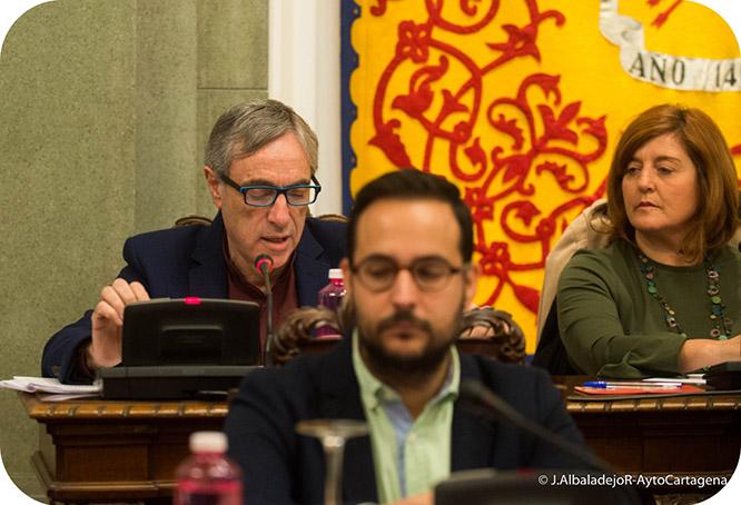 El ayuntamiento de Cartagena declara a Federico Trillo persona non grata