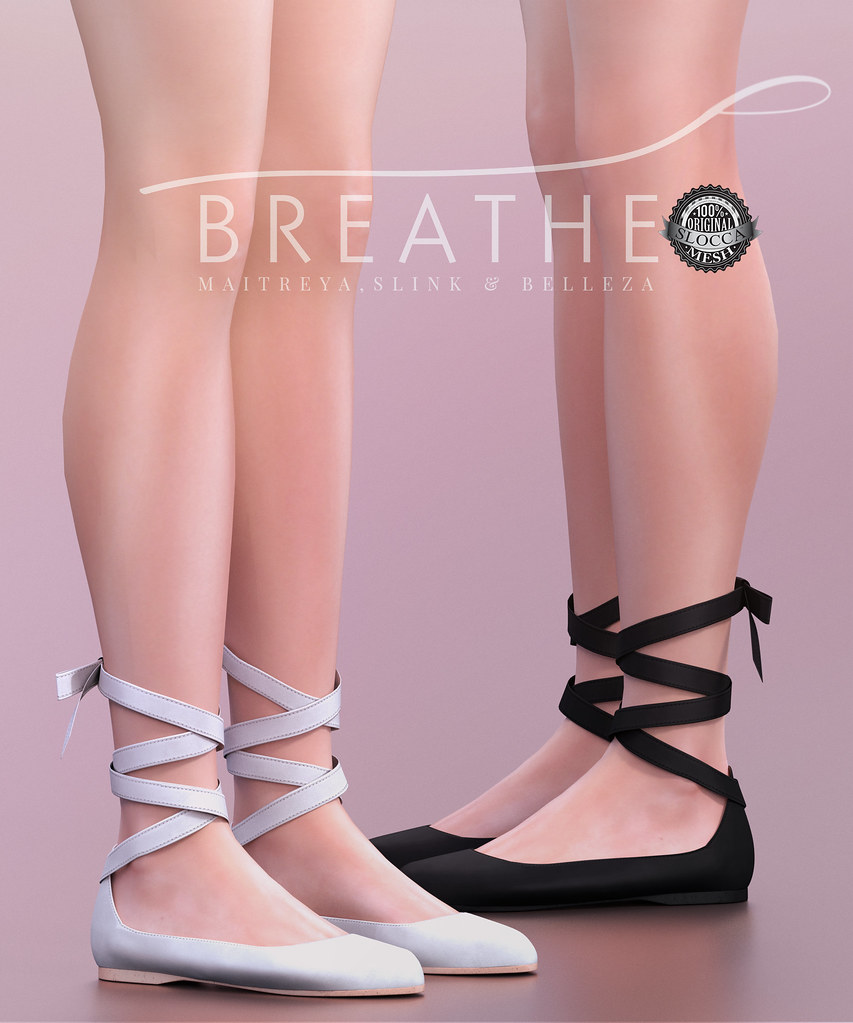 [BREATHE]-Sasha Flats - SecondLifeHub.com