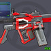 Borderlands 2 Bandit SMG