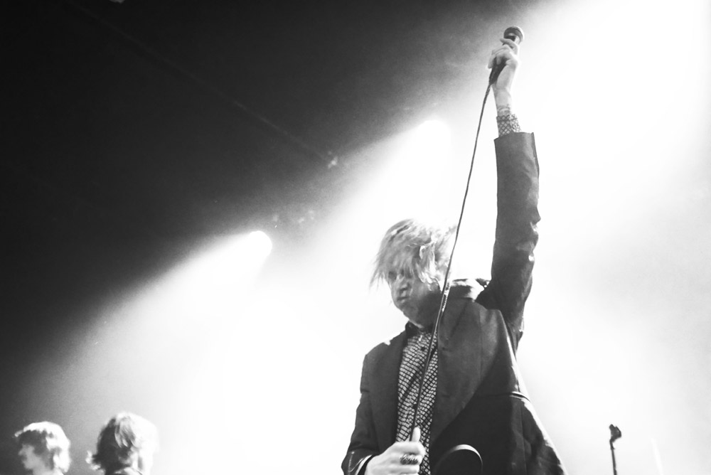 Refused @ Music Hall of Williamsburg, NYC 04/06/15