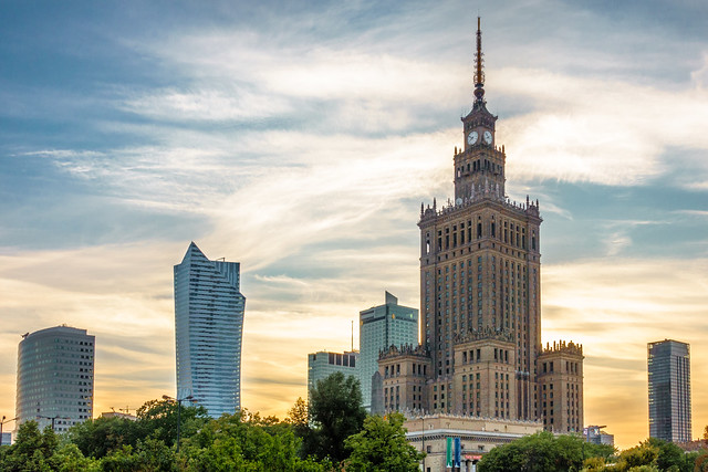 A Few Excellent Things to do in Warsaw