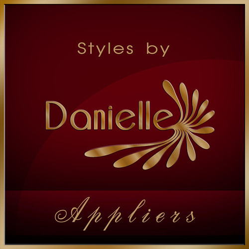 DANIELLE Appliers logo sign
