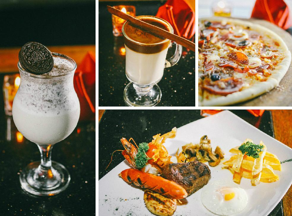 rumah miring food collage via freemagz