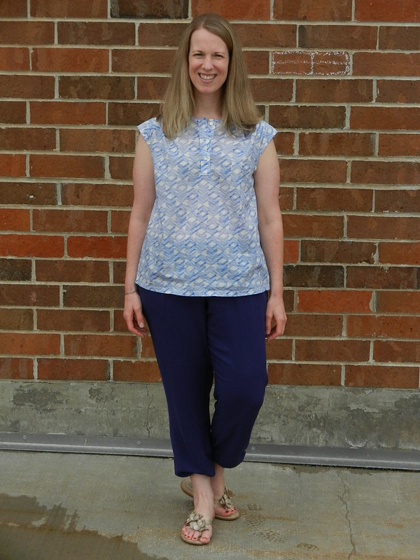 Mercer Tunic Harem Pants 3