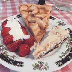 Trois desserts maison, trois philosophies