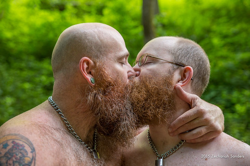 bear gay portrait people fire ginger unitedstates tennessee bears salt beards lgbt greeneville zechariahsanders saltandfire