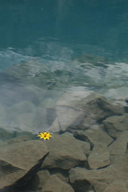 Lago 69.  Peru.