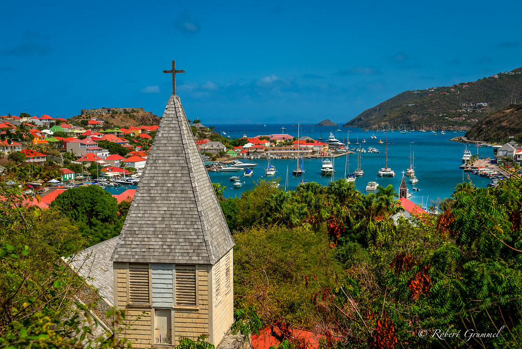 Gustavia, Saint Barthelemy, French West Indies