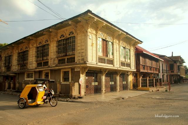 Gapan City Ancestral Houses Nueva Ecija